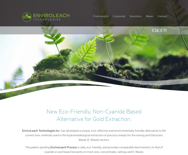 Enviroleach Tevhnologies Inc.
